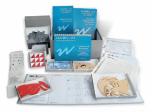 Kit Test de Inteligencia Wais para adultos