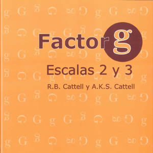Test de Factor g de Cattell